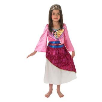 Disfarce Mulan (5-6 Anos)