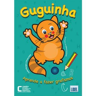 Guguinha Aprende a Fazer Grafismos