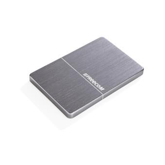 Freecom mHDD 2TB 2000GB Cinzento, Prateado disco externo