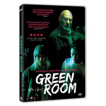 Green Room (DVD)