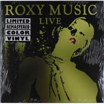 Live (remastered) (Limited Edition) (Colroed Vinyl) (3LP)