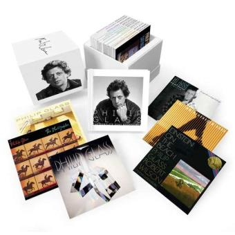 Philip Glass | The Complete Sony Recordings (24CD)