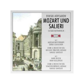 Rimsky-Korsakov   Mozart & Salieri (2CD)