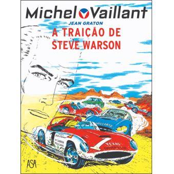 Michel Vaillant - Livro 7: A Traição de Steve Warson