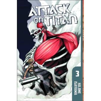 Attack on Titan Vol 3