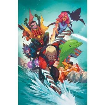 Teen titans vol. 2 the rise of aqua