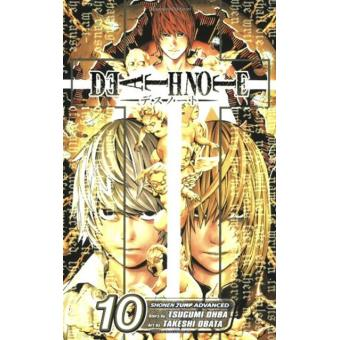 Death Note - Book 10