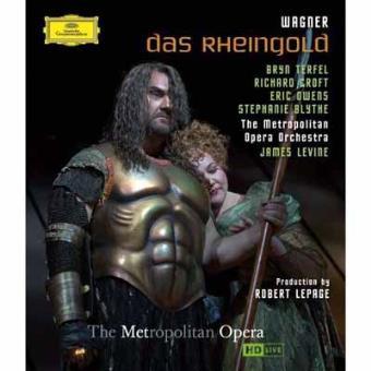 Wagner   Das Rheingold (BD)