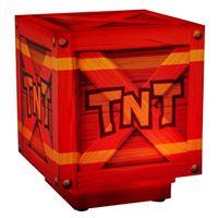 Lâmpada Crash Bandicoot - TNT