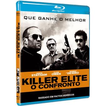 Killer Elite - O Confronto (Blu-ray)