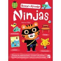 Brincar e Aprender: Ninjas