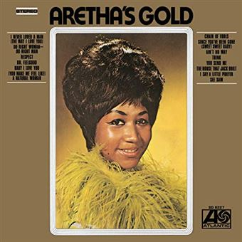 Aretha's Gold - LP
