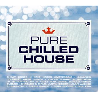 Pure Chilled House (3CD)