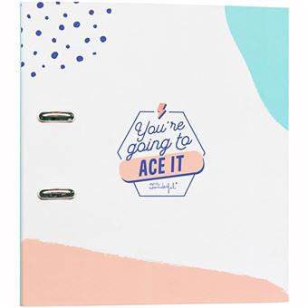Dossier Duas Argolas Mr. Wonderful - You'Re Going To Ace It