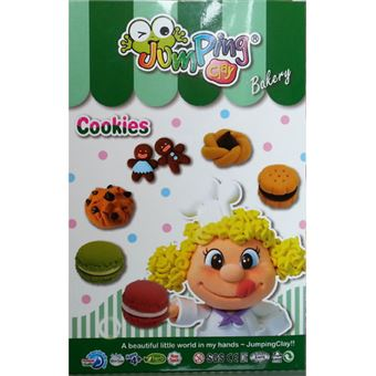 Bakery Series Set Cookies - JumpingClay