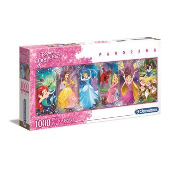 Puzzle Princesas Disney - 1000 Peças - Clementoni