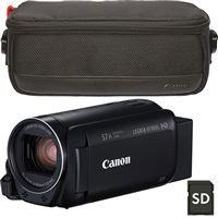 Canon Legria HF R806 - Preto + Bolsa + Cartão Memória