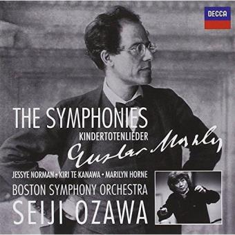Mahler: The Symphonies - CD