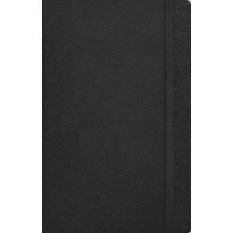 Caderno Mitos Liso Bolso Preto