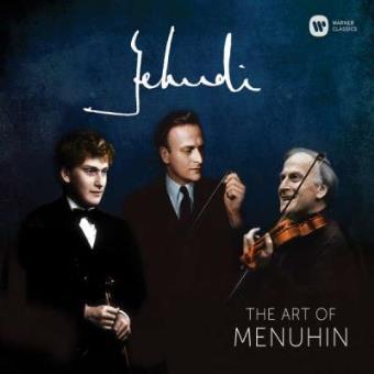 Art of Menuhin (3CD)