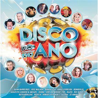 Disco do Ano 18/19 - 2CD