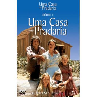Uma Casa na Pradaria – 1ª Temporada