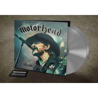 Clean Your Clock (180g) (Limited Edition) (Colored Vinyl) (2LP+MP3)