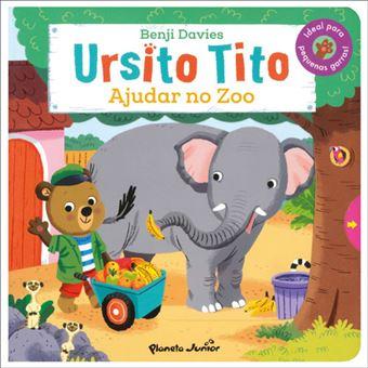 Ursito Tito: Ajudar no Zoo