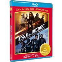 G.I. Joe: O Ataque dos Cobra (Blu-ray + DVD) - Edição Limitada