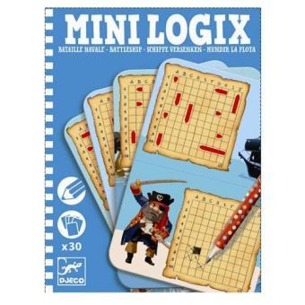 Mini Logix - Batalha Naval
