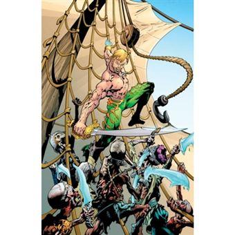 Aquaman the waterbearer (new editio