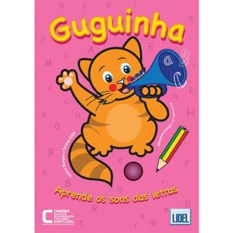 Guguinha Aprende os Sons das Letras