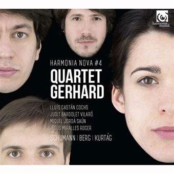 Quartet Gerhard - CD
