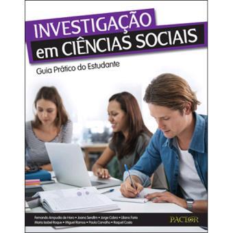 Investigação em Ciências Sociais