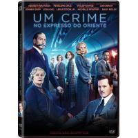 Um Crime no Expresso do Oriente (DVD)