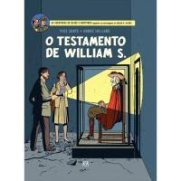 As Aventuras de Blake & Mortimer - Livro 34: O Testamento de William S. - Capa Exclusiva
