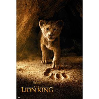Poster Disney O Rei Leão: Simba