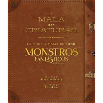 A Mala das Criaturas - Explora a Magia do Filme Monstros Fantásticos e Onde Encontrá-los