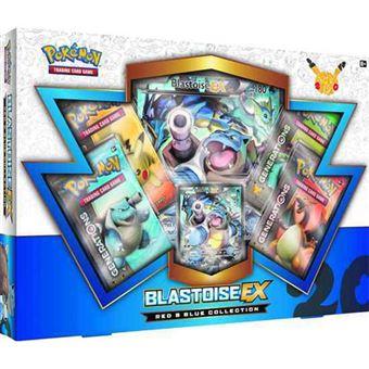 Pokémon Blastoise-EX Red & Blue Collection