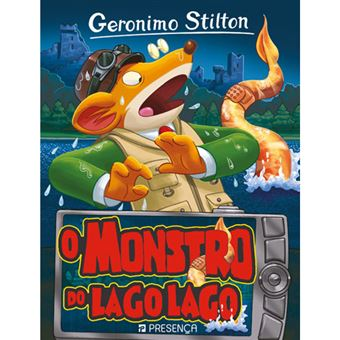 Geronimo Stilton - Livro 78: O Monstro do Lago Lago