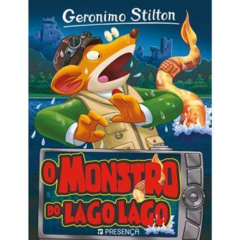 Geronimo Stilton - Livro 78: O Monstro do Lago Lago