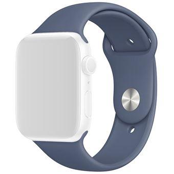 Bracelete Desportiva Apple para Apple Watch 44mm - Azul Alasca