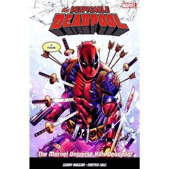 Despicable deadpool vol. 3