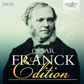 César Franck Edition - 23CD