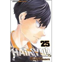 Haikyu!! - Book 25