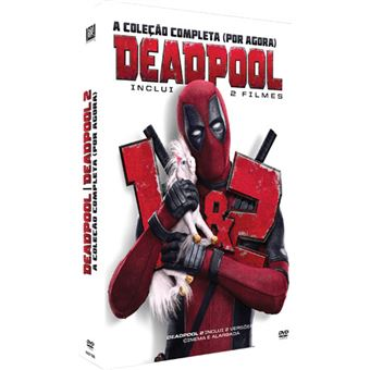 Pack Deadpool 1 + 2 - 2DVD