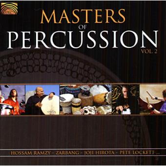 MASTERS OF PERCUSSION VOL 2