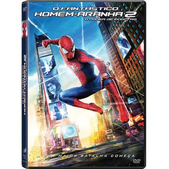 O Fantástico Homem-Aranha 2: O Poder de Electro (DVD)