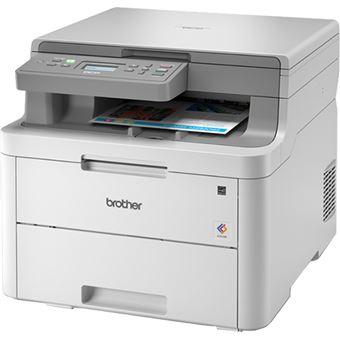 Impressora Multifunções Laser Cor Brother DCP-L3510CDW