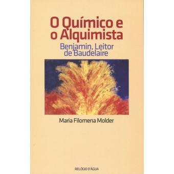 O Químico e o Alquimista - Maria Filomena Molder - Compra